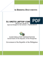 Philippine Bidding Documents