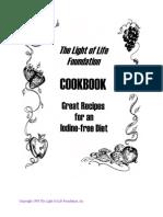 Lol Low Iodine Cookbook