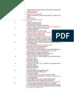 [Www.fisierulmeu.ro] Drept Procesual Penal GRILE ANUL III, 2010-2011