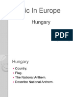 music in europe project