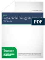 2014 Sustainable Energy in America Factbook