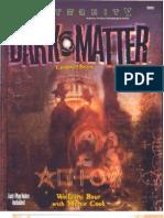 D20 Modern - Dark Matter Campaign Setting