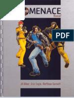 D20 Modern - WOTC - Menace Manual - Oef We