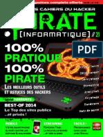 Pirate Informatique Avril Juin 2014