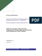 354 Desarrollo de La Hidroelectricidad a Pequeña Escala Para Usos Productivos Fuera de La Red