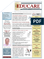 Newsletter Educare Nº 23- Mayo