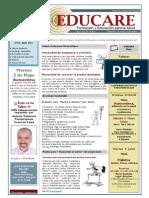 Newsletter Educare Nº 23- Mayo