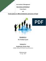 Project Report Statics
