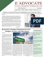 Advocate Vol 44 Issue 8