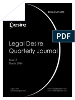 Legal Desire Quarterly Journal Issue 2