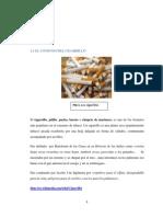 Monografia Del Cosumo de Tabaco