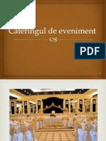 4_CURS .Cateringul de Eveniment