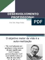 oficina desenvolvimento profissional