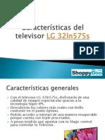 Características Lg 32ln575s