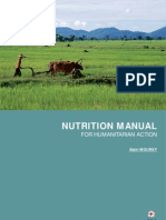Nutrition manual for humanitarian action