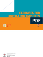 Exercises for lower-limb amputees