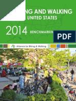 2014 Alliance for Biking & Walking Benchmarking Report