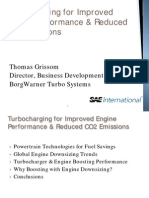 Grissom Thomas(1) - Turbocharging for Improved Engine Performance & Reduced CO2 Emissions