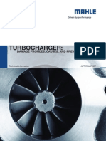 MAHLE - Turbo Damage Brochure MO-2-612