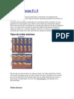 Ondas de cuerpo P y S.docx