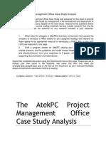 atekpc project management office case study