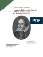 Relativismo Gnoseologico Shakespeare