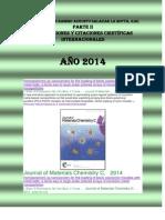 Parte 2 Hoja de Vida del Doctor Ramiro Augusto Salazar La Rotta,  Polymer Handbook  and Handbook of Phase Equilibria and Thermodynamic
