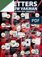 Pro-Service Ulft aanbiedingen november december 2009