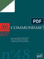 178214031 Actuel Marx 48 Communism