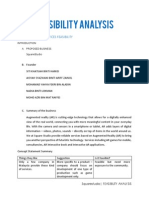 full feasibility analysis latest 1