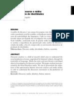 Análise de Discurso (Gregolin)