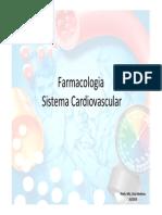 Farmacologia Cardiovascular 01