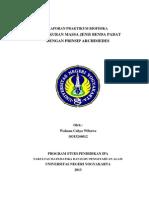 Laporan Praktikum Biofisika Massa Jenis Won2