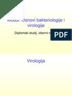 Osnove Bakteriologije i Virologije