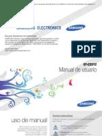 Manual Samsung C3212 Duos