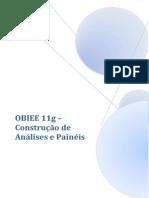 OBIEE - Construindo Analise e Paineis