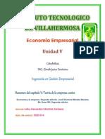 Economia Costos y Gastos