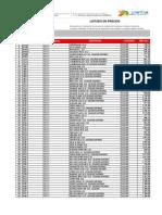 Listado de Precios - RS21