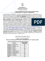 Ed 010 2010 Edital Convoca o Concurso Publico Professor Seduc Alterado 18.06.2010