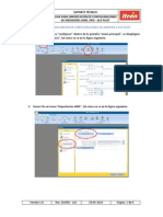 Instrucciones Para Importar Configuracion Aimspro Acepilot