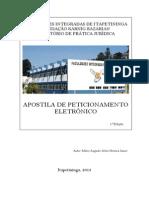 Apostila de Peticionamento Eletronico