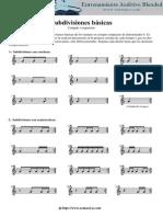 Subdivisones básicas en compás compuesto - unidades 1 y 2.pdf