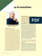 WILHEIM, Cities in Transition