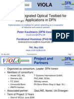 For Optical Networking