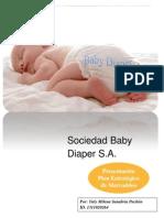 Plan Estratégico BABY DIAPER-By Mimita Aldana