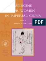 Medicine for Womwn in Ancient China