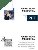 Diapositivas Administración Internacional Tutoria 1-2