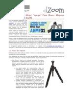 El Tripode El Mejor Apoyo Para Hacer Mejores Fotos AHMF31 Dia19 4911