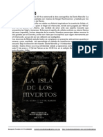 Comunicado de Prensa Isla