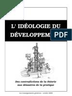 L'idéologie du développement